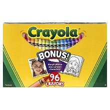 Crayola Crayons 96 pack