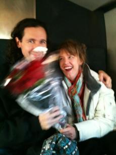 Ben Teej roses