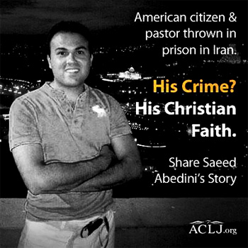 Pastor Saeed ACLJ