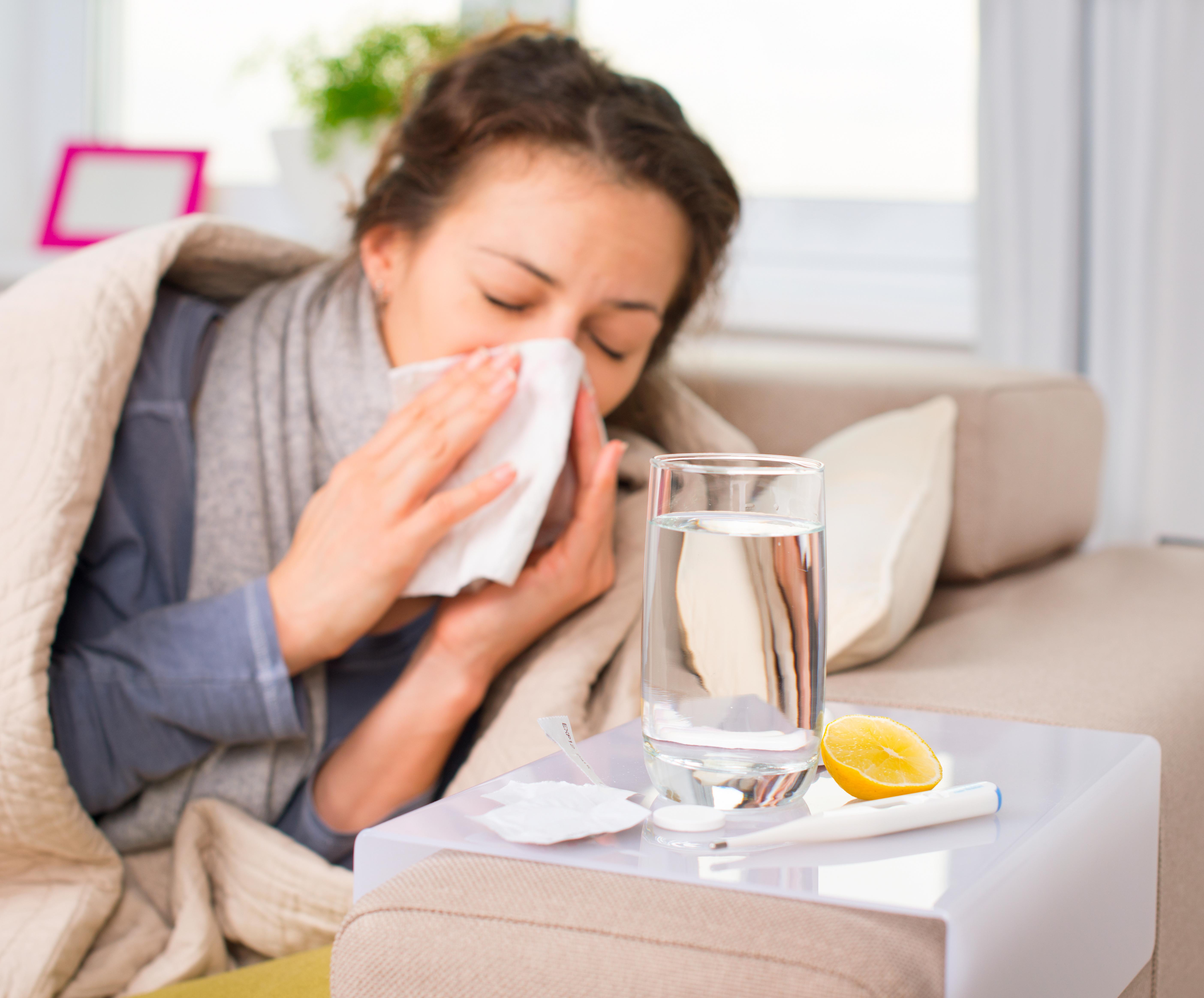 средства для профилактика простуды